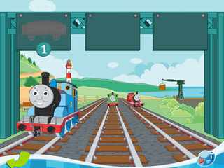 Thomas & Friends (Load Em Up Level 1)